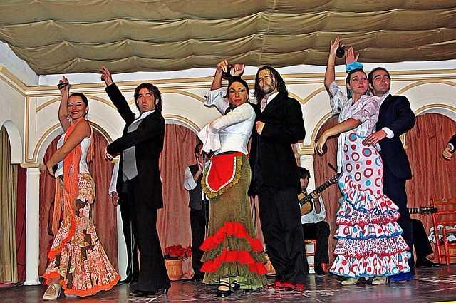 espectáculo flamenco Sevilla