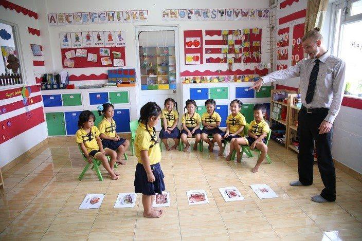 colegio privado de Barcelona