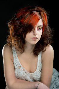 cortes en acedemias de peluquerias