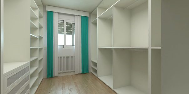 Reformas en mi habitación ¿armarios a medida o de fábrica?
