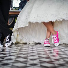 Dos formas diferentes de celebrar una boda