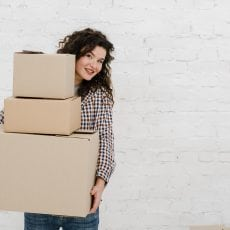 ¿Qué hacer con tus pertenencias durante un intercambio?