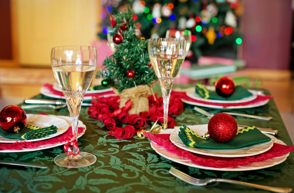 comidas menu navidad Sevilla