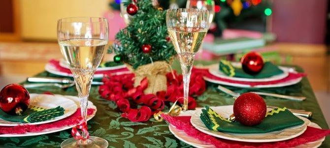 Cómo sobrevivir a tu primera cena de Navidad