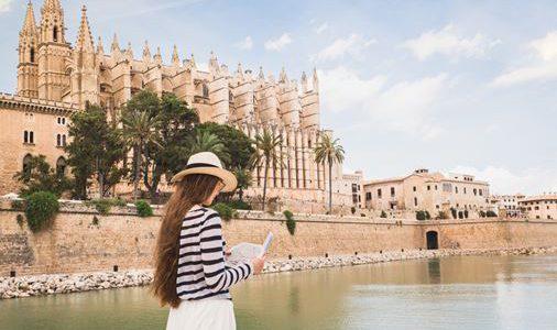 Una escapada con amigos en Palma de Mallorca
