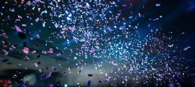 Formas creativas de celebrar un evento