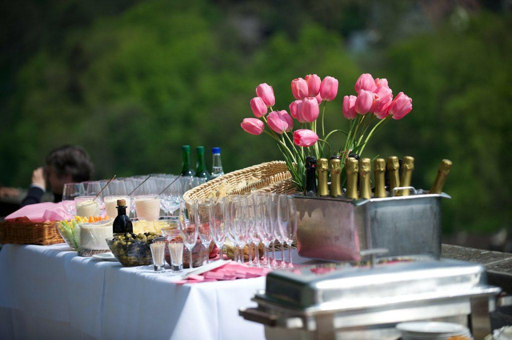 catering para bodas Sevilla