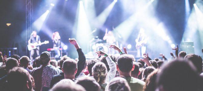 Los festivales de música un mundo aparte