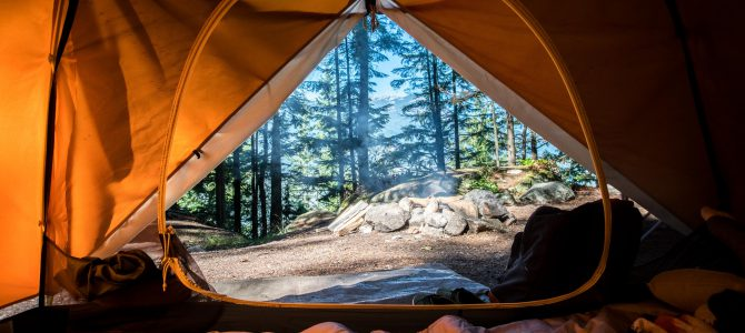 Razones para ir de camping