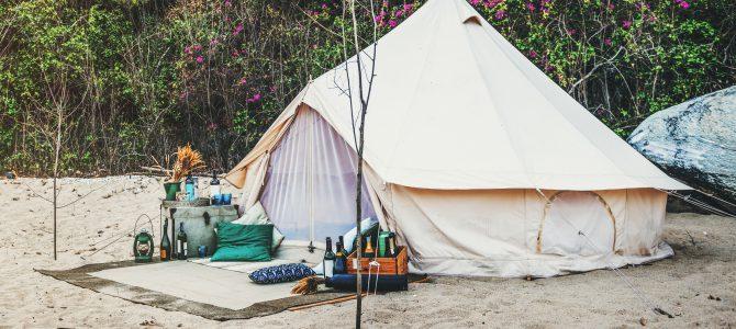 Cómo elegir un camping con playa en Cádiz