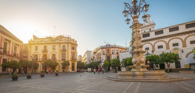 ¿Dónde aparcar en el centro de Sevilla?
